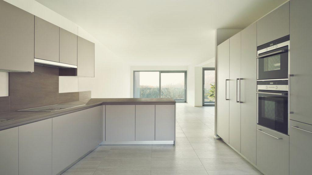 Modern apartment, interior