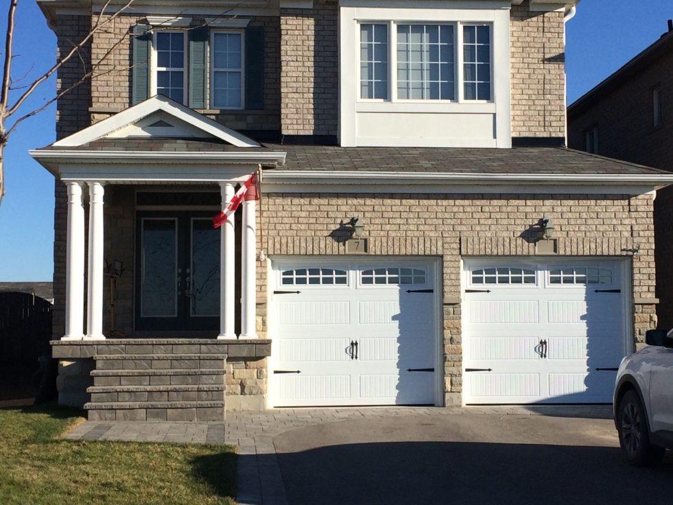 White-Garage-Doors